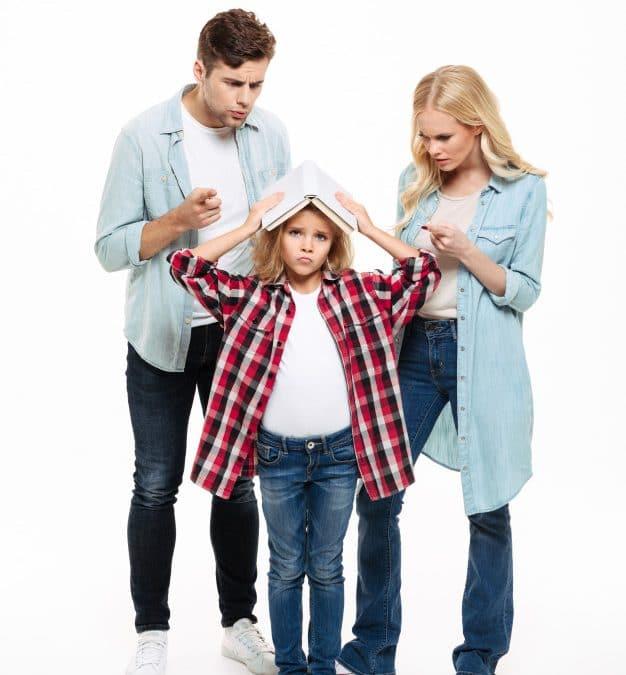 Hogyan kezeld, ha a gyermeked rossz jegyet hoz haza?